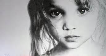 imagenes a lapiz de rostros pintura moderna y fotograf 237 a art 237 stica ni 241 as pintadas a