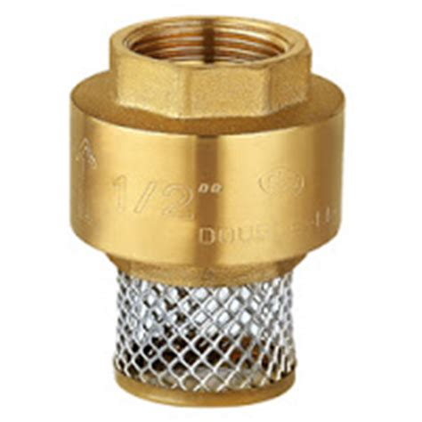 Foot Klep Kuningan Pn16 harga foot klep dan foot valve kuningan laksana agung