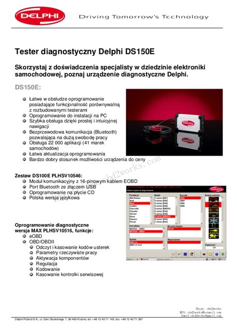 tutorial delphi 7 manual delphi ds150e user manual