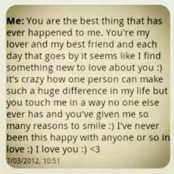 Emotional Break Letter Girlfriend cute letters to write to your boyfriend google search