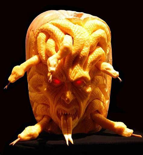 halloween fun the predator pumpkin carving bit rebels