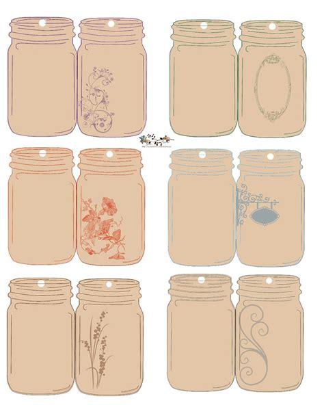 printable alphabet gift tags best 25 mason jar tags ideas on pinterest mason jar