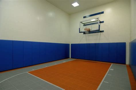modern indoor home basketball courts plans  designs