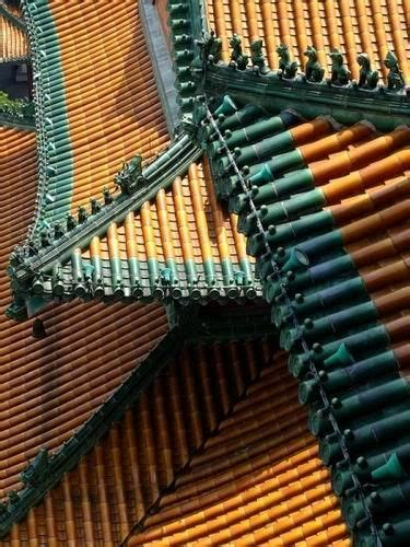 ancient clay roof tiled buildings pin by foster on roof tiles 琉璃瓦