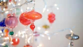 Christmas tree ornaments christmas tree glass ball christmas