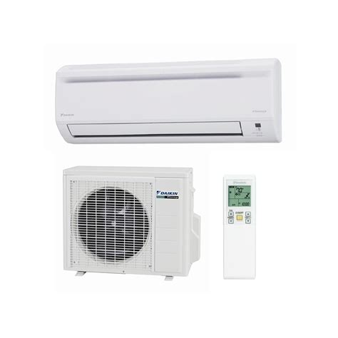 Ac Daikin daikin 15 000 btu 18 seer cooling only air conditioner ductless mini split ftxn15kvju