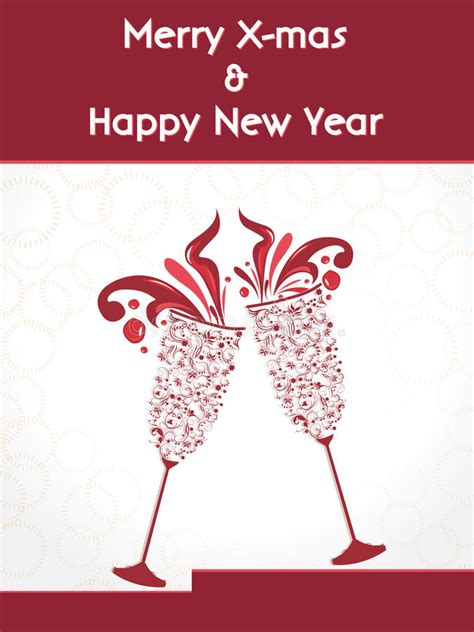 creative happy new year 2014 creative happy new year 2014 design with chagne glasses