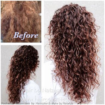 spiral perm nyc image result for spiral perm before and after hair