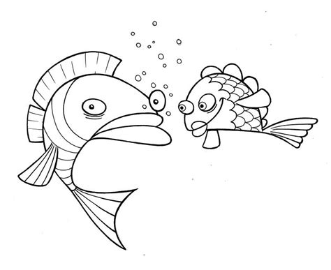 Free Coloring Pages Of Cartoon Fish Coloring Pages Free Fish Coloring Pages