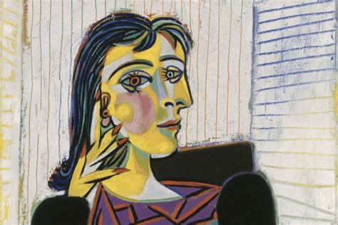 picasso paintings maar from muse to fodder the picasso shera