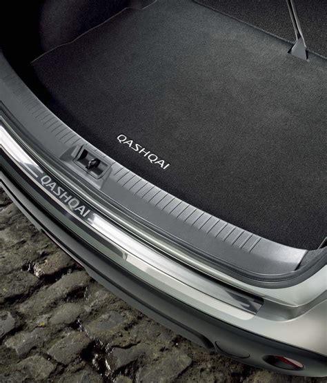 nissan qashqai trunk nissan qashqai 2 genuine car luggage boot trunk mat liner