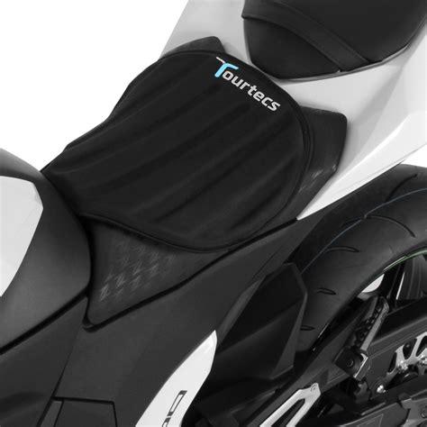 motorcycle seat gel pad motorcycle gel comfort seat pad tourtecs neopren l