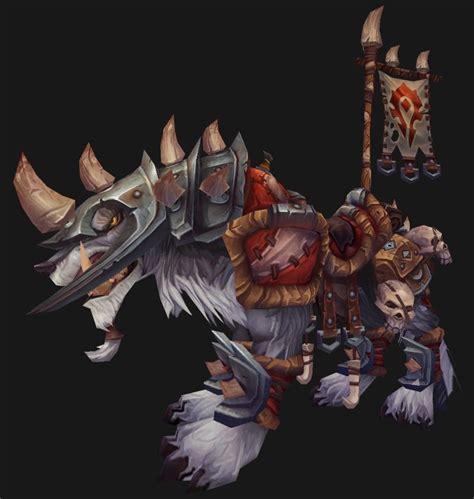 0008183848 war of the wolf horde war wolf
