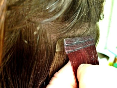 removing hair extensions at home how do you remove hair extensions at home om hair