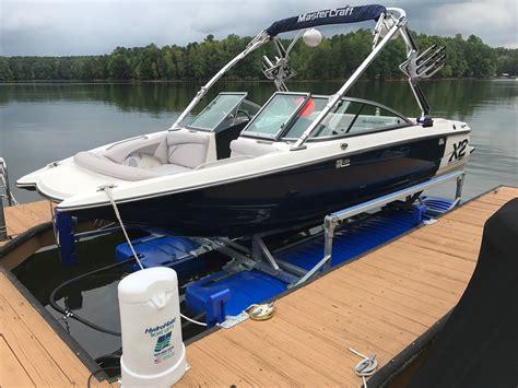 shallow water boat lift ultralift2 shallow water boat lift