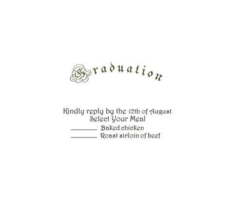 free printable wedding response card template free printable wedding