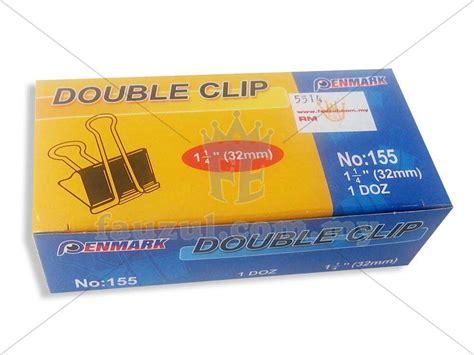 Binder Clil 155 penmark binder clip 32mm 12s 155 fauzul enterprise