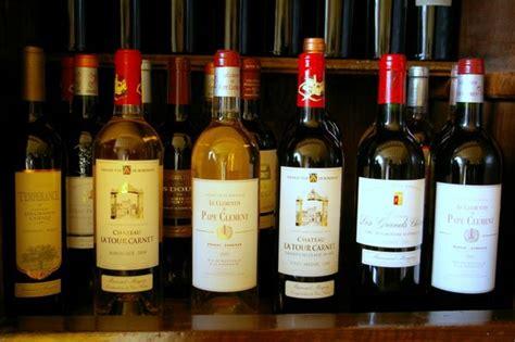 wines  bernard magrez part  portfolio tasting