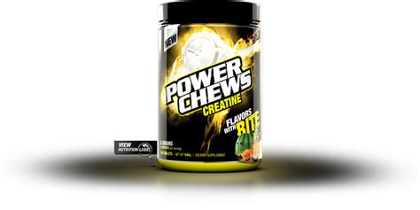 creatine 5 days a week powerchews creatine