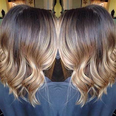 long angled bob with omnre color 20 long bob ombre hair bob hairstyles 2017 short
