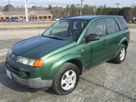 2003 saturn vue manual find used 2003 saturn vue fwd manual no reserve in