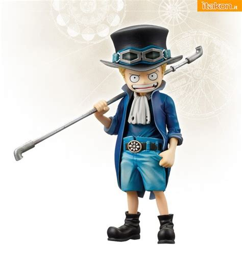 Figure Chibi One Sabo Series itakofocus one figure mania versioni chibi itakon it
