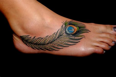 female foot tattoo designs design on foot for images