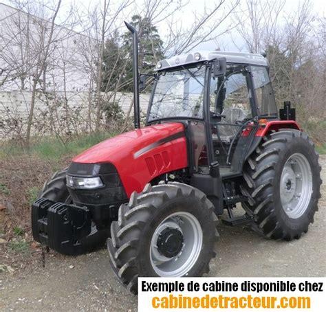 cabine de tracteur pour ih