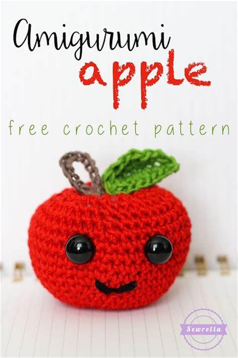 amigurumi apple pattern amigurumi apple creative videos and inspiration