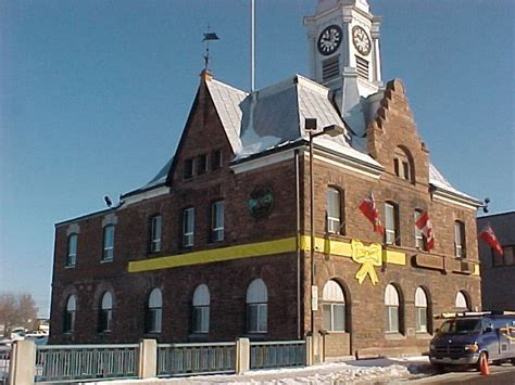 The City Of Pembroke | history of city hall the city of pembroke