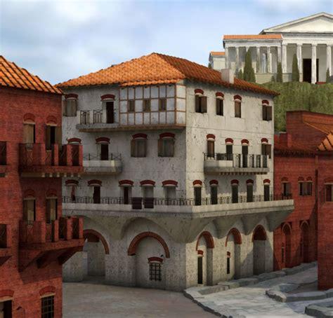 rome appartments cityengine case studies rome reborn 2 0