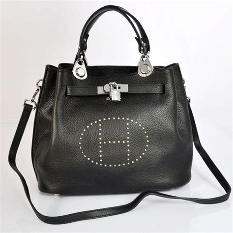 Miniso Clutch 2 gread aaa 8388bs hermes mini so bag in black with