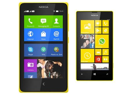 Nokia Lumia Android 520 Nokia X Vs Lumia 520 Forked Android Takes On Windows Phone Tech News Photo