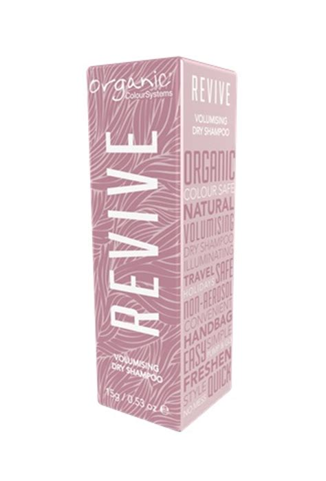 organic color systems mousse save time with revive mint 01920 460 317