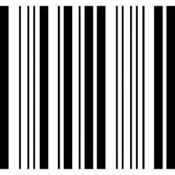 barcode of square shape icons free download