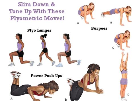 plyometric exercises to lose weight workouts