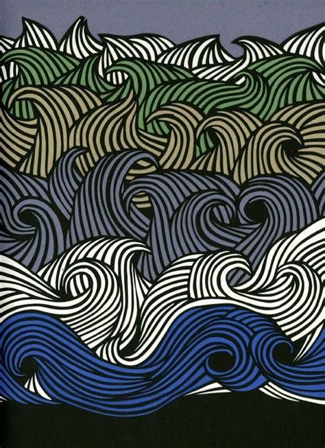 zentangle wave pattern 88 best zentangle waves images on pinterest waves ocean