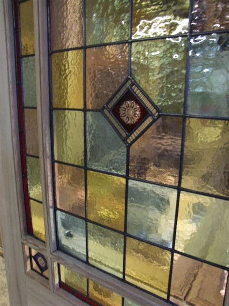 The Stained Glass Door Company Downham Stained Glass Doors Company