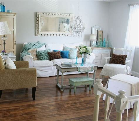 trendy living room ideas living room shabby chic interior design home decorating