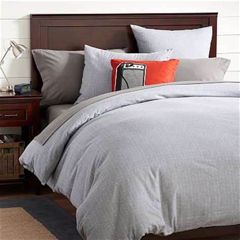 Herringbone Bedding by Herringbone Flannel Duvet Cover Sham Pbteen