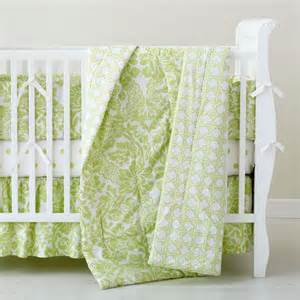 Green Baby Bedding Crib Sets Green Baby Bedding Totally Totally Bedrooms Bedroom Ideas