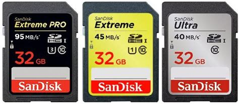 who makes the best sd cards the best sandisk sd card for your digital pretzel