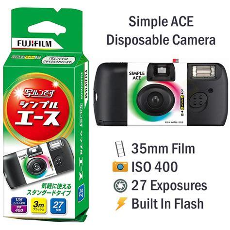 Fujifilm Disposable 400 fujifilm simple ace disposable 27 exp