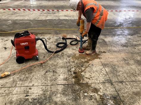 Concrete Floor Joints & Crack Repairs   Level Best