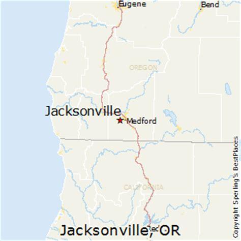 map of jacksonville oregon best places to live in jacksonville oregon