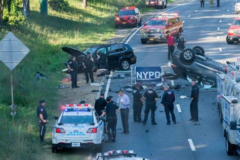 recent car crash articles 2 dead 7 injured in 4 car crash in ny daily news