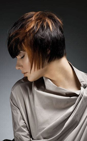 pattern hair color short hair color patterns short hairstyles