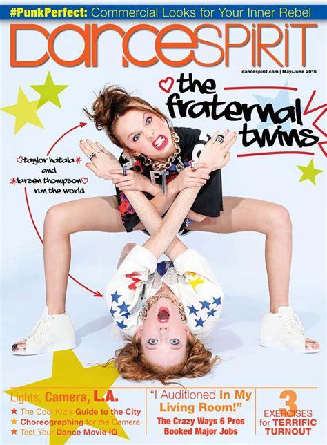 Jpg Magazine by Spirit Magazine Http Www Dancespirit