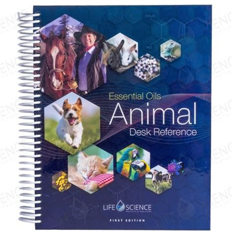 Essential Desk Reference by 1st Edition Essential Oils Animal Desk Reference