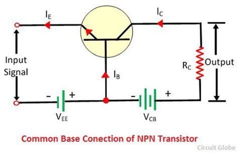 transistor lifier common base what is collector base connection cb configuration definition current lification factor